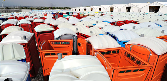 Champion Portable Toilets in Kettering, OH